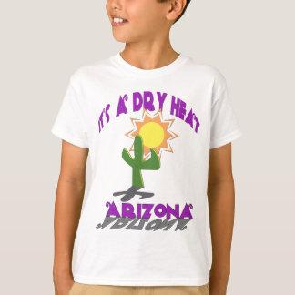 Tshirt AZ-é um calor seco