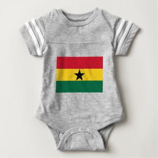 Tshirt Baixo custo! Bandeira de Ghana