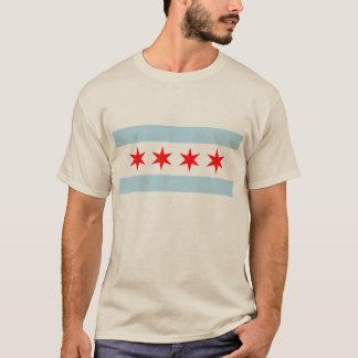 Tshirt Bandeira de Chicago