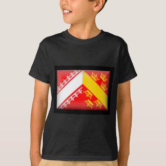 Tshirt Bandeira de France-Alsácia