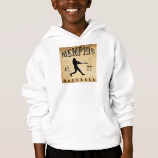 Tshirt Basebol 1877 de Memphis Tennessee