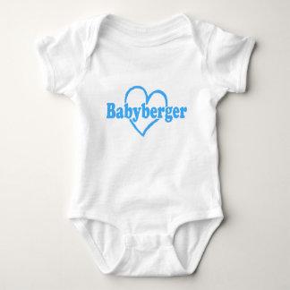 Tshirt Bebê Ludwig o Bodysuit do filhote de cachorro de