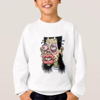 Tshirt Botão de Frankenstein