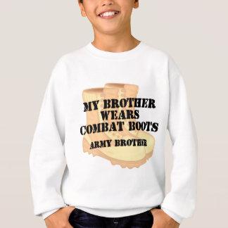 Tshirt Botas de combate do deserto do irmão do irmão do