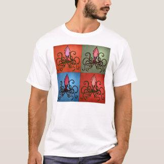 Tshirt Calamar Monroe