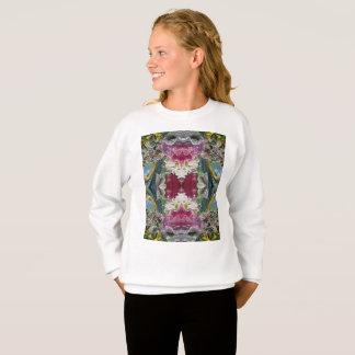 Tshirt Camisola do Hanes ComfortBlend® das meninas