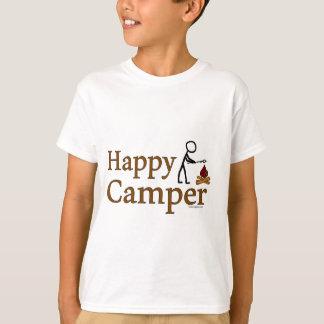 Tshirt Campista feliz
