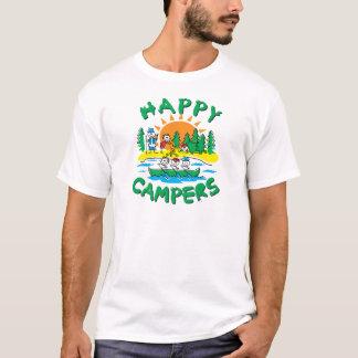 Tshirt Campistas felizes