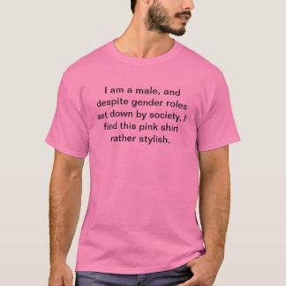 Tshirt Caras e rosa