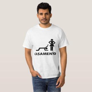 Tshirt casamento