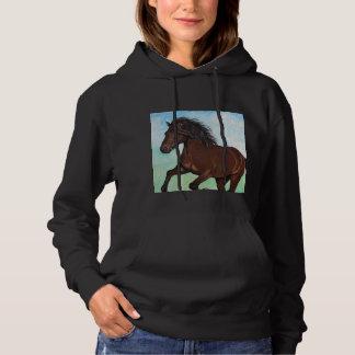 Tshirt Cavalo que funciona livre
