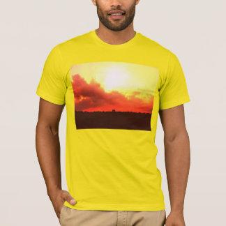 Tshirt Chama do por do sol