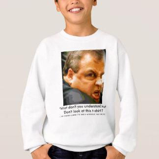Tshirt Chris Christie - quem lookin de u?!