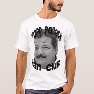 Tshirt Clube de fãs das pescadas polacas de Todd