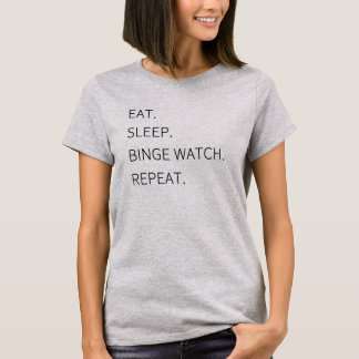"""Tshirt """"Coma. Sono. Relógio do frenesi. Repetição. """""""