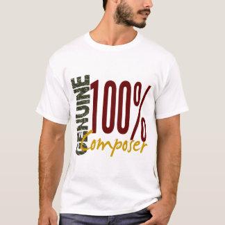 Tshirt Compositor genuíno