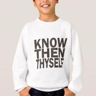 Tshirt Conheça então Thyself