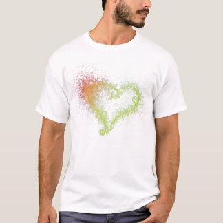 Tshirt coração