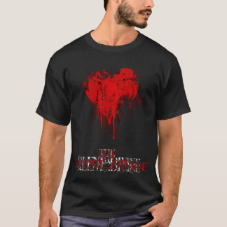 Tshirt Coração de sangramento