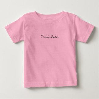 Tshirt criança 'Perturbação Maker'