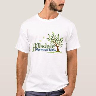 Tshirt Criança T de Hillsdale Montessori
