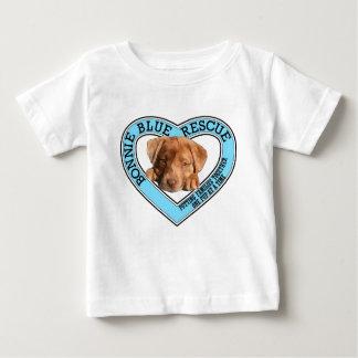 Tshirt Curto-sleeved BBR da criança