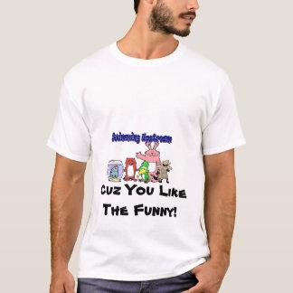 TShirt, Cuz você gosta do engraçado! Tshirts