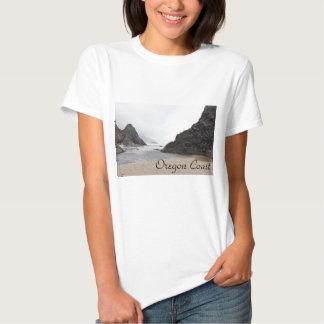Tshirt da costa de Oregon