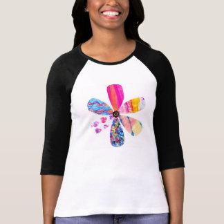 Tshirt da flor