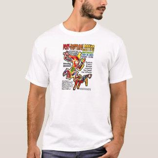 Tshirt da pilhagem do Cargo-Êxtase