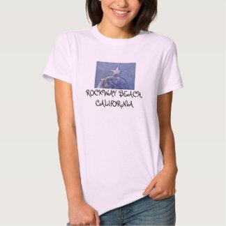 Tshirt da praia de Rockway