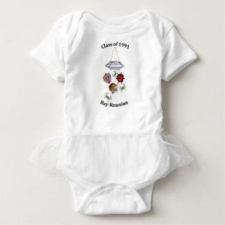 Tshirt da reunião da criança