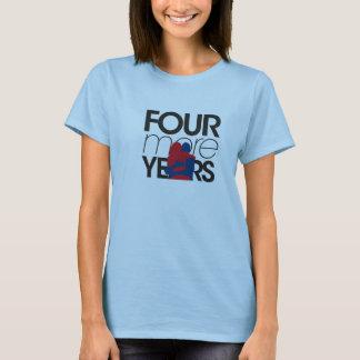 Tshirt da zorra de 4MY Obama