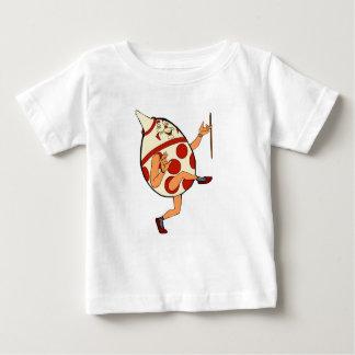 Tshirt de Humpty Dumpty do vintage da criança