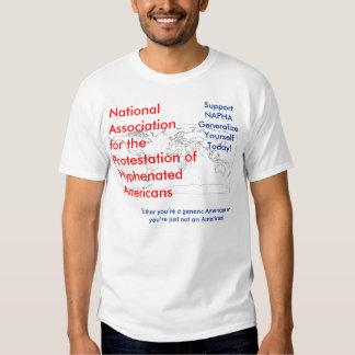 Tshirt de NAPHA