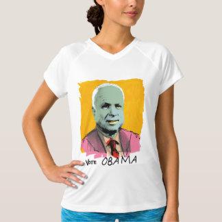 Tshirt de OBAMA do VOTO