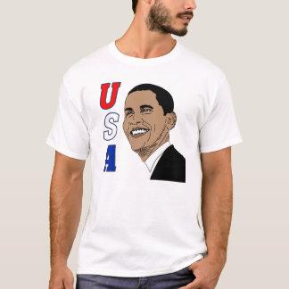 Tshirt de Obama EUA