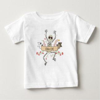 Tshirt Diâmetro DE Festival do morto
