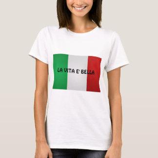 Tshirt do bella do e de Vita do La, mulheres