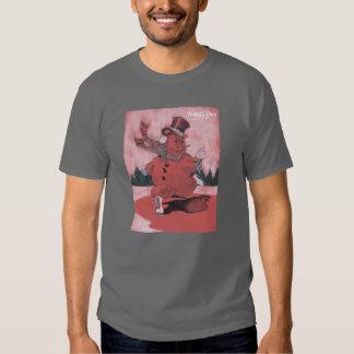 Tshirt do boneco de neve