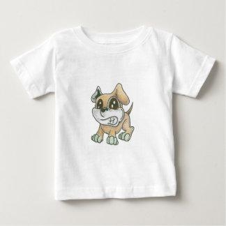 TSHIRT do cão da mascote da criança TOWT