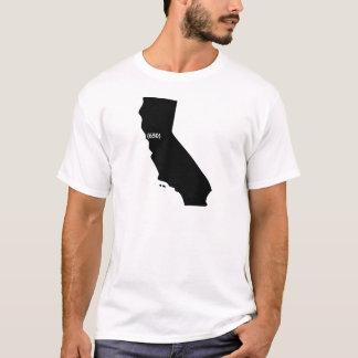 Tshirt do código de área 650, área da baía,
