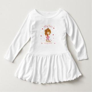 Tshirt ~ do design de caráter que aumenta Maddie - botas