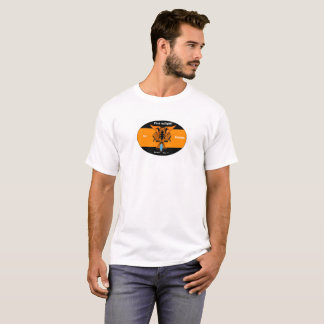 Tshirt do emblema de Starfighter do SciFi