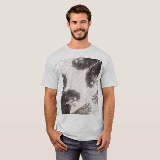 tshirt do esboço do zorn