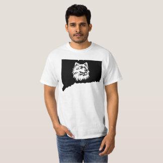 Tshirt do estado de Connecticut