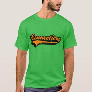 Tshirt do estado de Connecticut E.U.