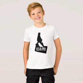 Tshirt do estado de Idaho