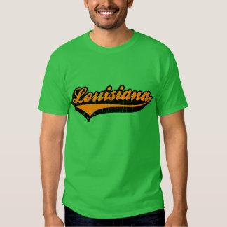 Tshirt do estado de Louisiana E.U.