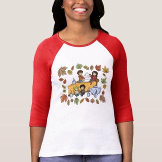 Tshirt do tarte de abóbora